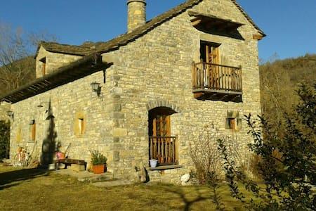 Casa típica del Pirineo - Fiscal - Casa