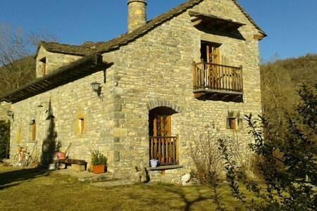 Casa típica del Pirineo - Fiscal - Haus