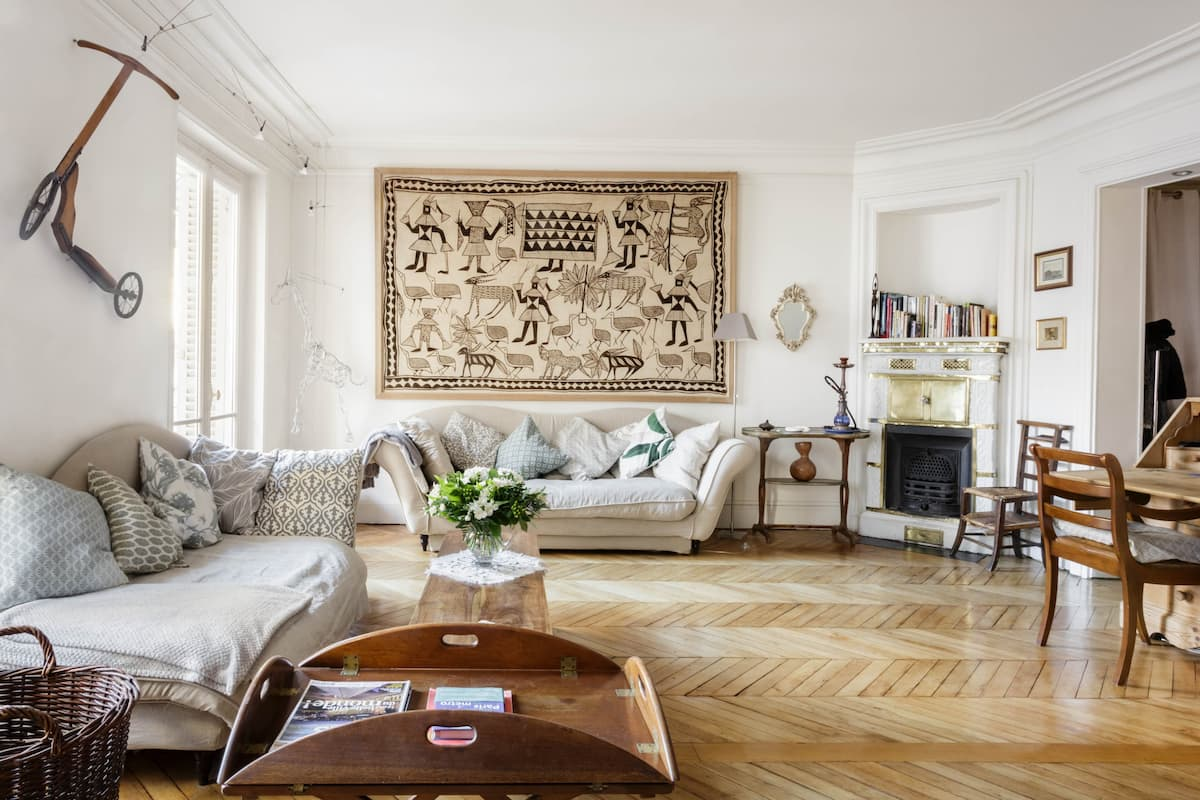 Appartement romantique au cœur du quartier latin