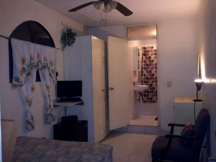 1 Cozy Bed Room in Petion Ville 2.
