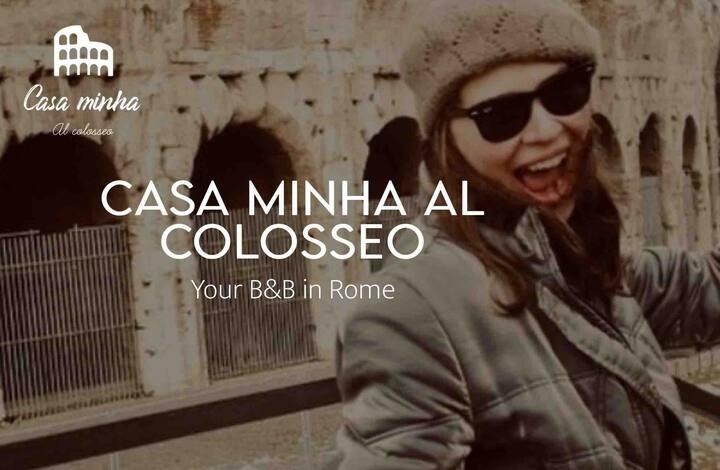 Casa minha al Colosseo: Your home in Rome
