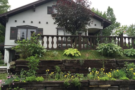 Magnificent Swiss Chalet - Val-Morin/Sainte-Adele! - Val-Morin