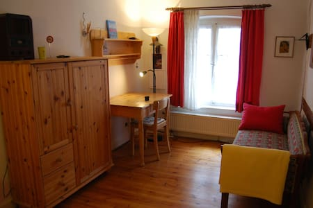 Zimmer in altem Fachwerkhaus - Hersbruck - Hus