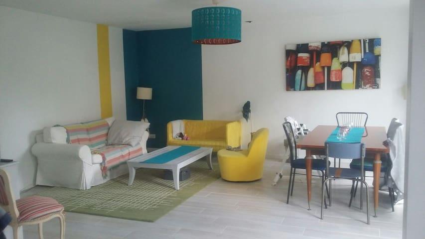 Maison familiale à 18km de Paris - Fourqueux - Casa