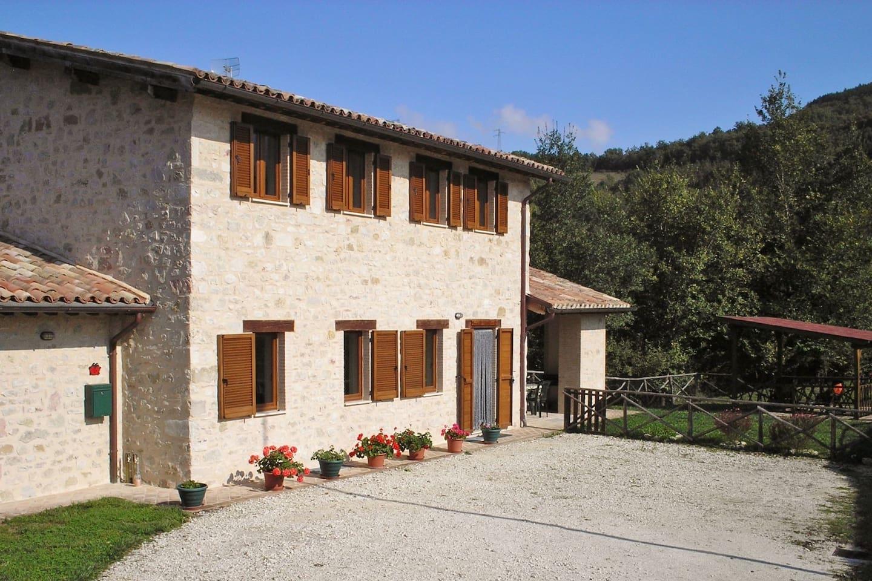 Casale Coccinella - Front