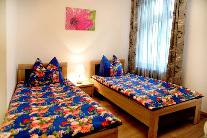 """Double room - Guest House """"Muszelka"""""""
