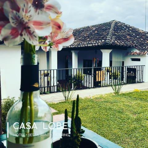Casa LOBE Habitación Ofelia