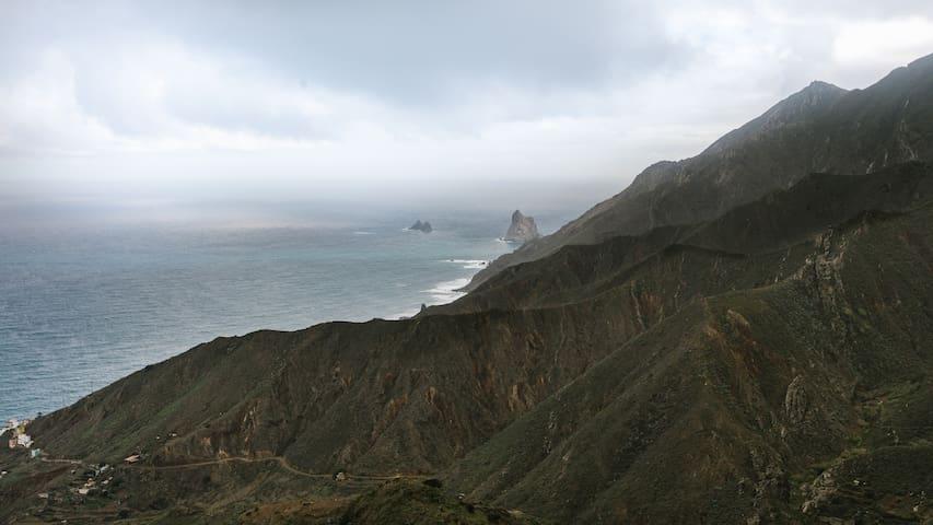 Anaga Experience: mountain & beach retreat