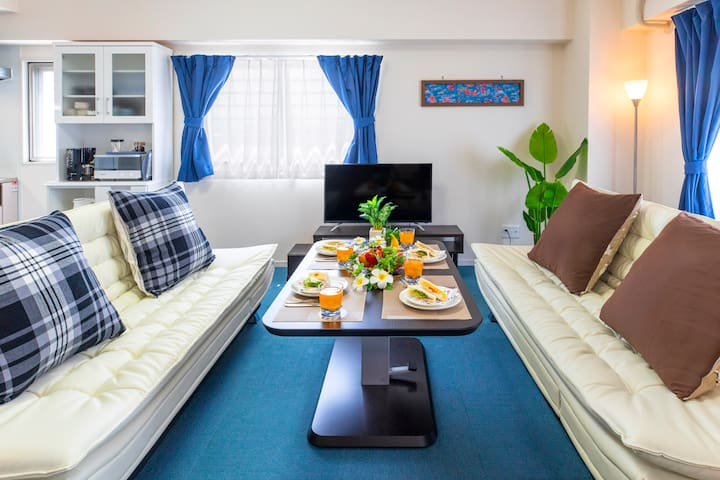 ☆NEW☆Easygoing House With Ocean View 4F