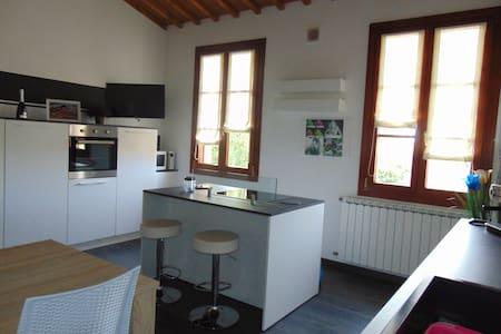 Intera casa nel verde - Spicchio-Sovigliana - Byt