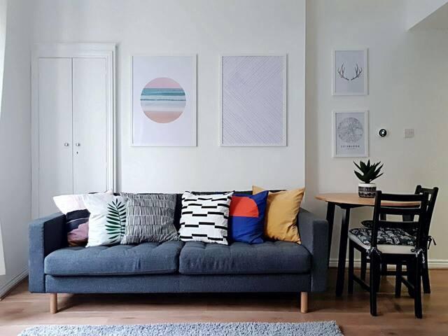 Haymarket apartment