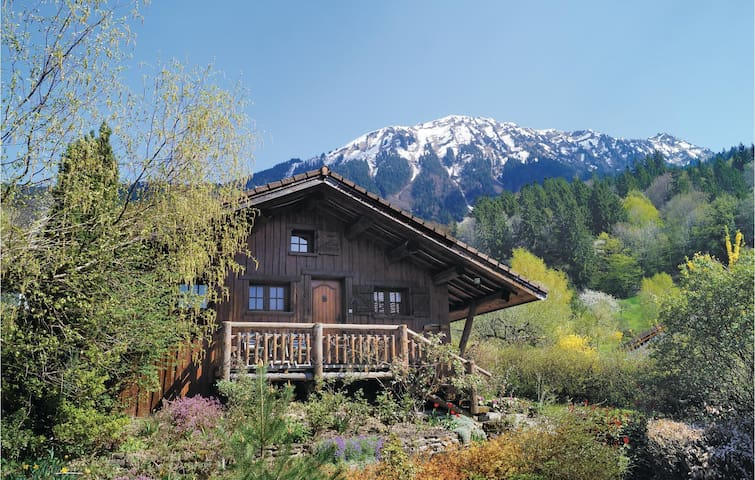 Holiday cottage with 2 bedrooms on 49m² in Cons Ste. Colombe