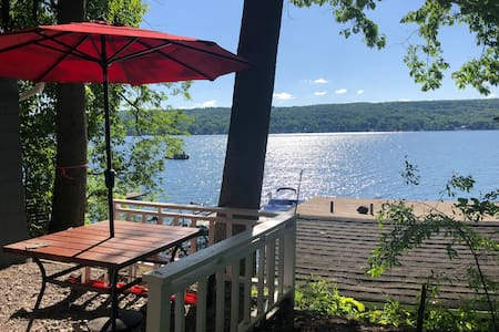 The Cottage on Conesus