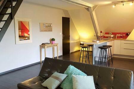 duplex cocooning - Bailleul - 公寓