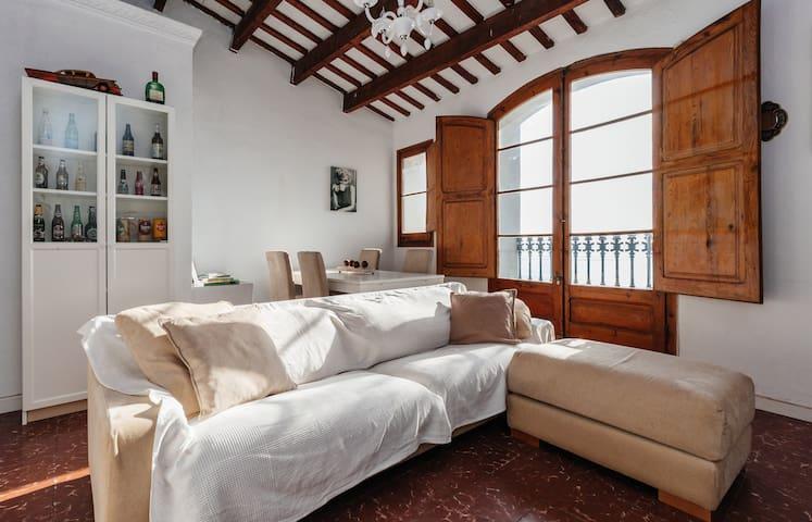 Casa con magníficas vistas al mar. - Premià de Mar - บ้าน