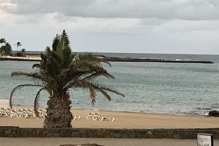 Tranquilidad cerca del mar