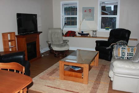 large one bedroom suite - Invermere