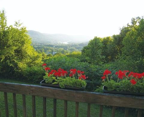 Breath-taking Heavenly View, Swiss-like Chalet