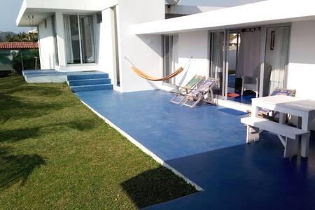Pé n'Areia - Family House On the Beach