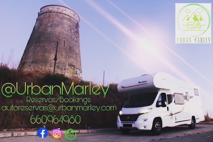 Autocaravana Urban Marley