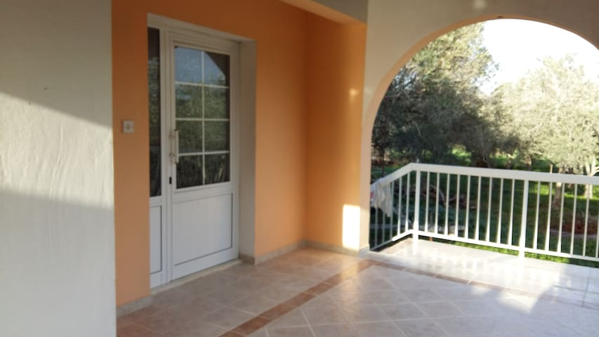 House for Rent in Mazotos Larnaca near the sea.
