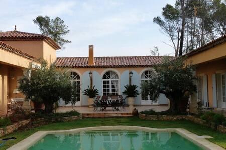 Villa Vignobles Seillans - Seillans - Villa