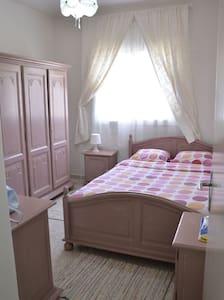 Beautiful, clean and well equipped 4room apartment - Apartmen