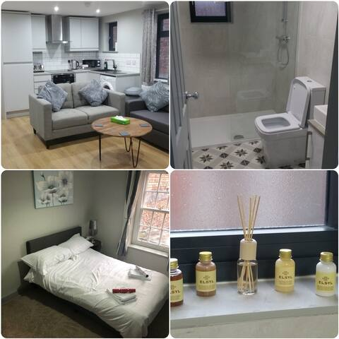 Luxury Apartment in the heart of Liverpool -Apt 5