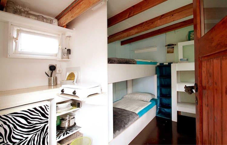 GreenRoom Cabin - 7LemonsHouse
