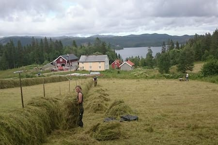 Slettvoll Gård - Gjølga
