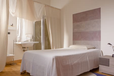 B & B A CASA  CAMERA LETTO ALLA FRANCESE - Ravenna - Bed & Breakfast