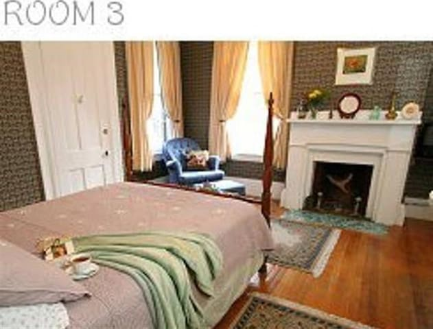 Welcome Home - Rm 3 - Quiet & Restful B&B.