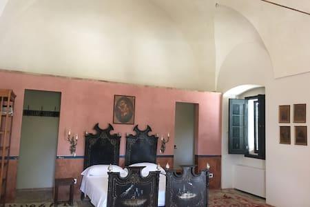 Palazzo complex room w/private bathrm&garden view - Radhus