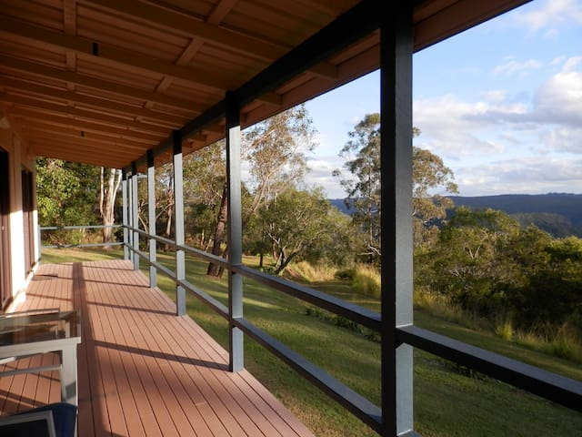 Obilo Lodge-enjoy peaceful surrounds - Mapleton