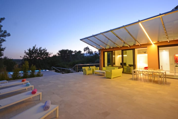 Modern villa w/ pool | Centre Island | Wine Region - Sencelles - Dům