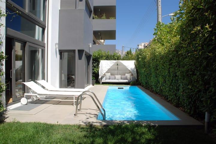 Beautiful design home in Vrilissia
