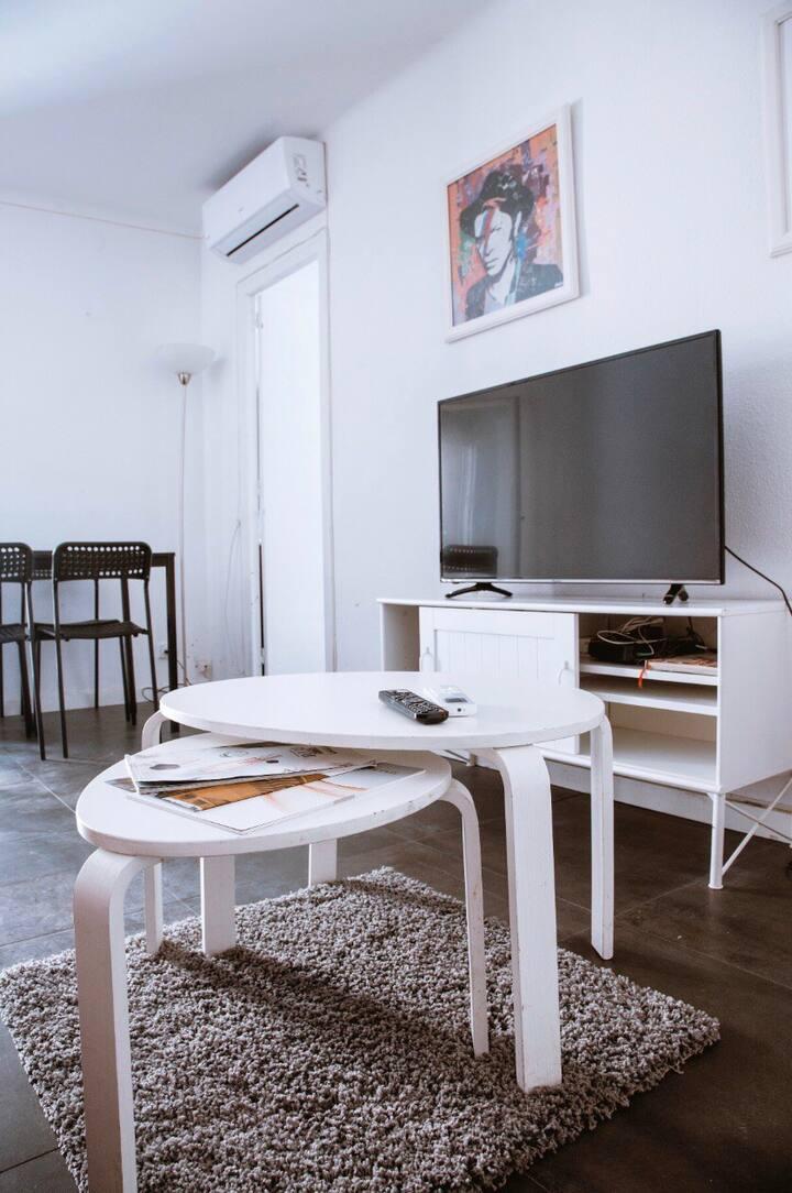 Barcelona's Lovely Apartment