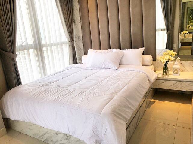 (BEST DEAL) Cozy& Luxurious FULL Furnished Jakarta
