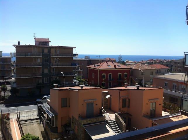 Appartamento Santo Stefano al Mare - Santo Stefano al Mare - Appartement