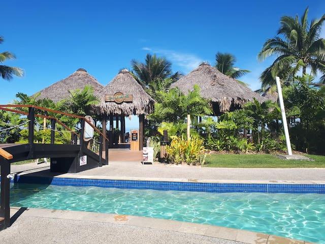 Fiji Denarau 5*resort 2.5br sleep 6 apartment (2B)