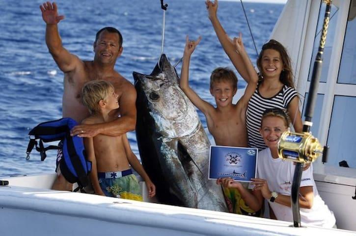 Big Game Fishing Komiža