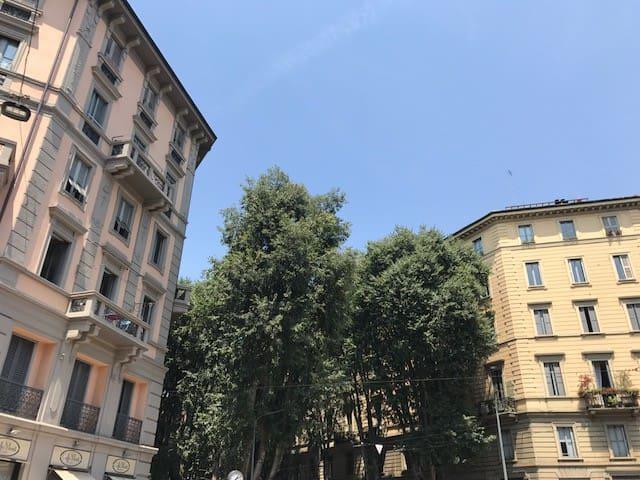 Luxury Milan Cadorna Magenta