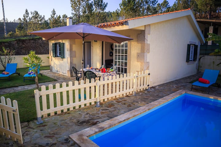 Casa Poente - Quinta do Ranhada, Piscina privada