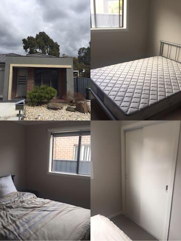 Sth Morang house45 mins to Melbourne city by train