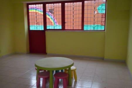 GIUBILEO:CASA PER FAMIGLIE+BAMBINI - Cerveteri