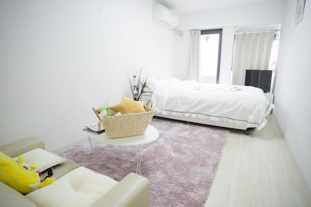 One stop to shinjuku,1min walk to Nakano station - 中野区 - Appartement