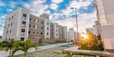Apartamento na ZN da Cidade do Sol NATAL/RN