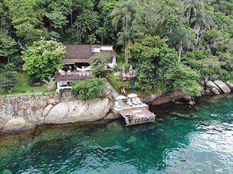 Casa Aripeba - Ilha grande - Angra dos Reis