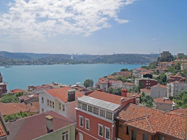 Cozzy House @Bosphorus - Sarıyer - Rumah