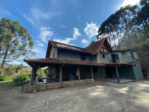 Casa Amantykir-Serra Mantiqueira